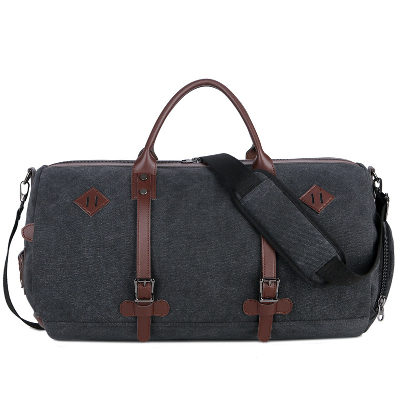 Waterproof Canvas Men Handbag Large Capacity Travel Bag Fashion Shoulder Bags For Men Messenger Bag Casual Crossbody Bag Male