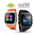 Andriod Smart Watch Phone X02 Smartwatch SIM + WIFI + 3 Г + Камера + GPS + Email + Двухъядерный ПРОЦЕССОР 512 М/4 Г Телефон Bluetooth Watch c0