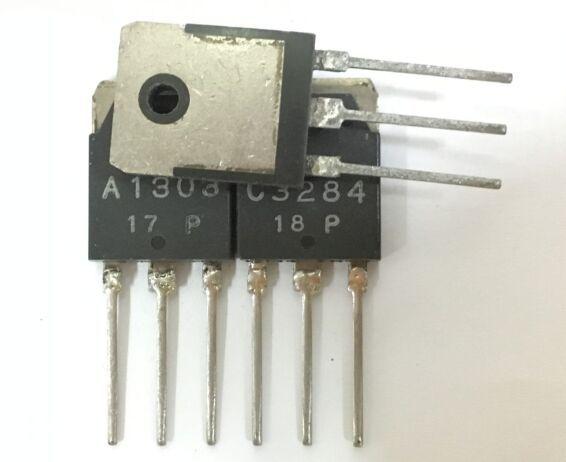 2SC3284 2SA1303 10 個 C3284 + 10 個 A1303