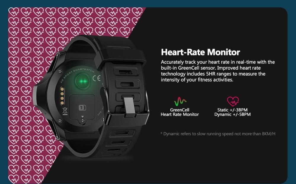 New Flagship Zeblaze THOR 5 Dual System Hybrid Smartwatch 1 39