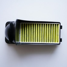 air filter cabin air filter For Volkswagen old and new polo . New and old Skoda Fabia Rapid external filter #FT110