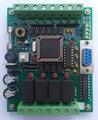 Быстрая Свободная Перевозка Груза PLC Китайский бренд ПЛК промышленного управления доска 51 MCU панель управления FX1N 2N 10MR PLC Обучения Доска
