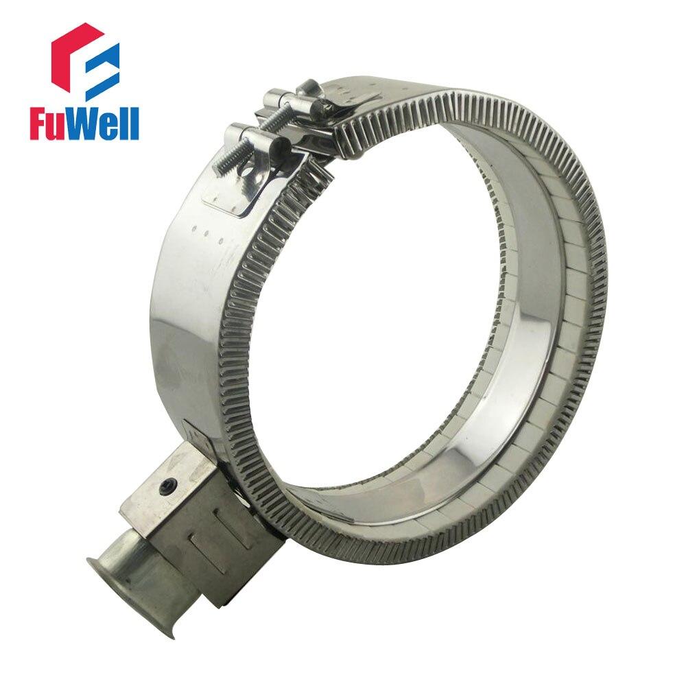 Ceramic Band Heater 80*100mm(D*H) 220V 1200W Heating Element customized welcomed ceramic band heater 150 50mm d h 220v 1100w heating element