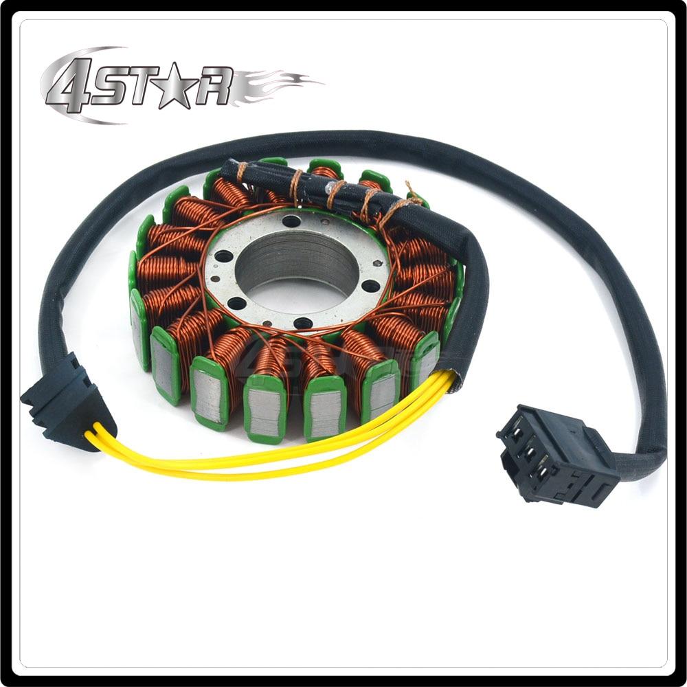 Hot Sale Magneto Engine Stator Generator Charging Coil Copper Wires Wiring Devices For Honda Vfr800 Interceptor 2002 2009 02 03 04 05 06 07 08 09