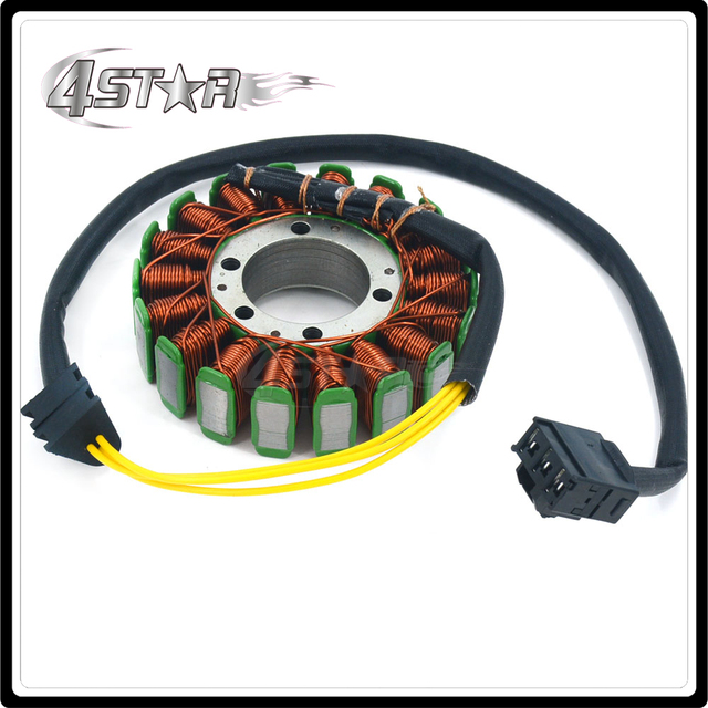 Magneto Engine Stator Generator Charging Coil Copper Wires For HONDA