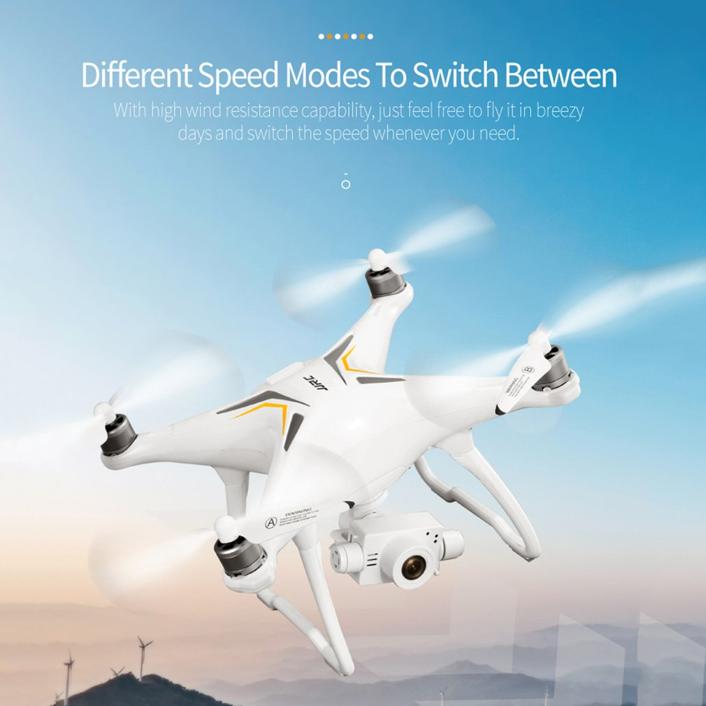 JJR/C X6 Quadcopter 5G WiFi FPV Drone gps  Wide Angle1080P HD Camera drone Selfie RC Drone Brushless Dron Follow Me Mode drones(China)