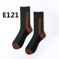 2018 new arrive fashion Women socks high quality E121 model 2pairs/set