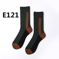 2018 new arrive fashion Women socks high quality E121 model 2pairs/set