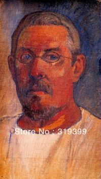 People Oil Painting Reproduction on Linen canvas,Self-portrait 2,100%handmade,Free DHL Shipping,Museum Quality