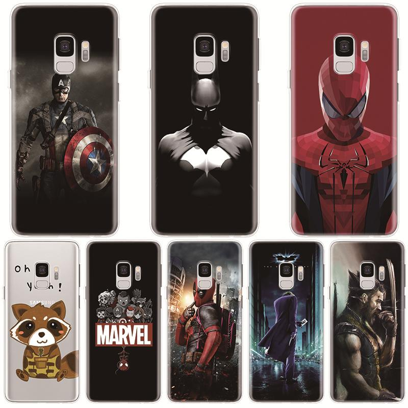 Worldwide delivery samsung m20 case marvel in Adapter Of NaBaRa