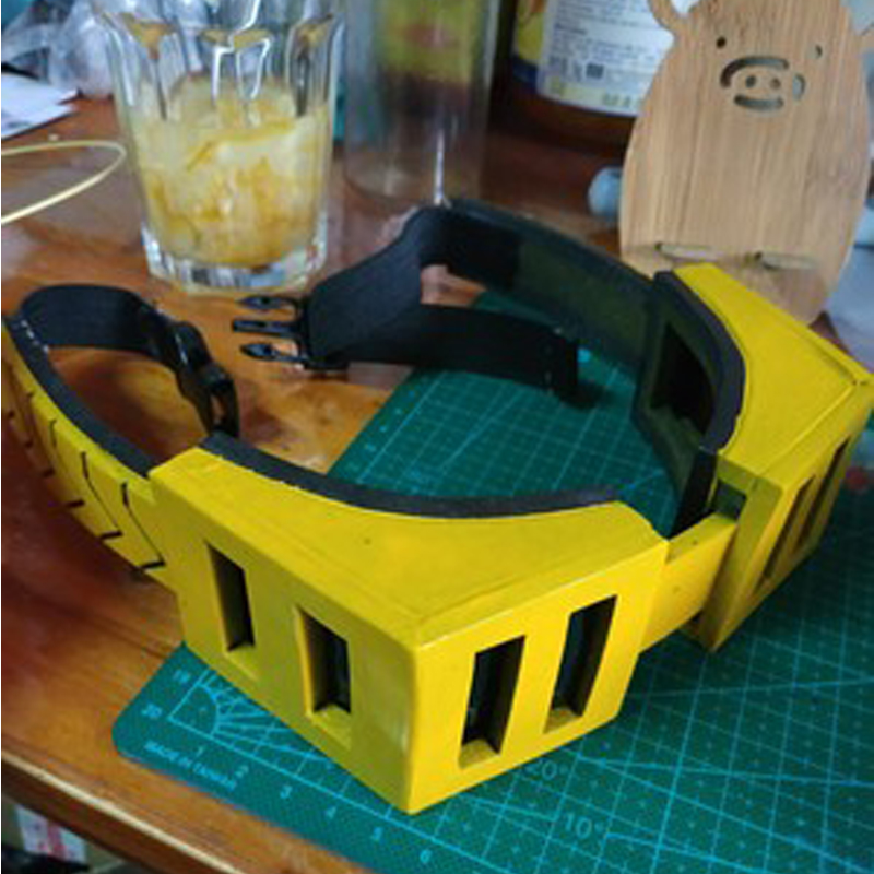 Anime My Hero Academia Goggles Cosplay Shouta Aizawa Eraser Head Glasses Props Handmade Womne Men Christmas Gifts