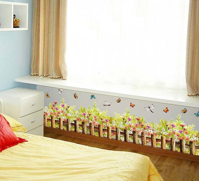 online buy wholesale wallpaper sticker border from china wallpaper, Home decor