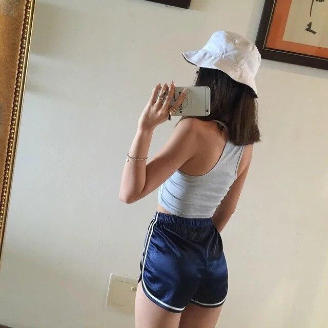 Sexy shorts strip