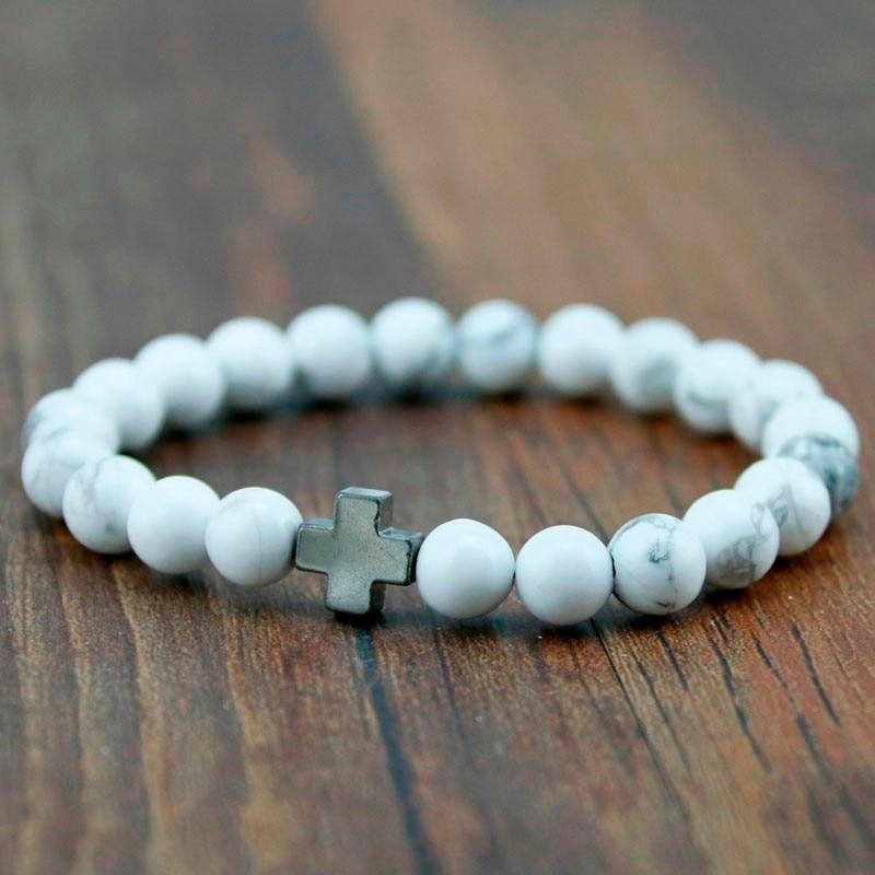 HTB174j7MXXXXXctXVXXq6xXFXXXw - Unisex Lava Stone Style Beads Bracelet