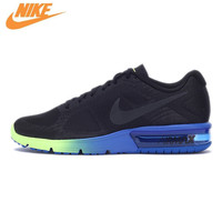 Nike AIR MAX SEQUENT Men S Cushioning Running Shoes Sneakers With Colorful Sole 719912
