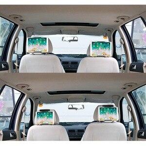 Image 3 - タブレット車のホルダータブレット Pc ホルダー車のヘッドレストマウントサポートアップル ipad 、 ipad のミニ、空気、プロと三星銀河タブ