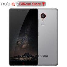 Nubia Z11 Max 4G LTE Cell Phone Octa Core 6.0inch 3GB/4GB+32GB/64GB 13.0MP/16.0MP 4000mAh 1920*1080P Fingerprint ID Mobile Phone