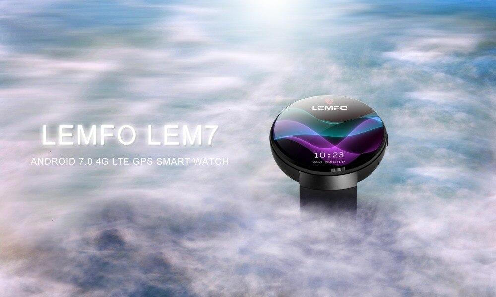 Lemfo LEM7 okosóra