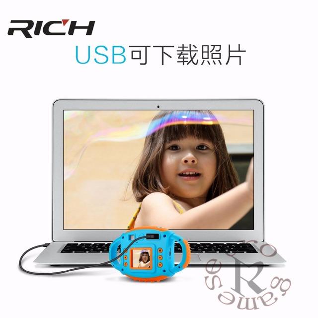 Newest Portable 5MP HD Camera Mini Camera Cute Kid Neck Camera Photography Support Microphone Recording 32GB SD Card