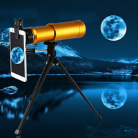 16x52 HD Optical Monocular Outdoor Observing Survey Camping Hiking Telescope Drop Shipping