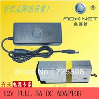 2016 New AC Converter Adapter For DC 12V 5A 60W LED Power Supply Charger For 5050