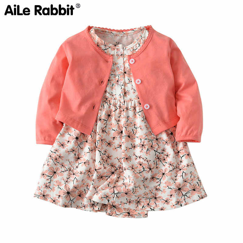 873c3c0cb Detail Feedback Questions about AiLe Rabbit Girls Winter Jacket New ...