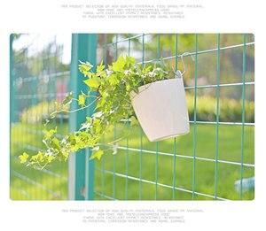 Image 3 - 10pcs/Lot Portable S Shaped Hooks Stainless Steel Kitchen Hanging Hanger Storage Holder Flowerpot Organizer Home Garden Supplies