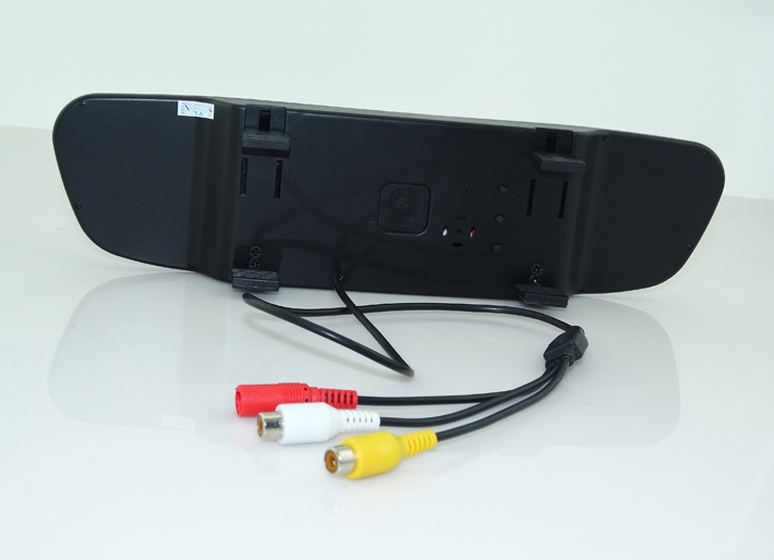 Free Shipping 4.3 inch car mirror car rear mirror and Car parking backup rear view camera  for All cars Islamabad