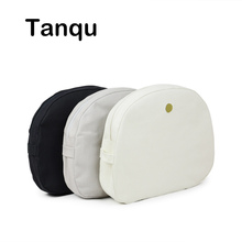 Luggage Bags - Bag Parts  - Tanqu Pure Color Waterproof Canvas Fabric Inner Pocket Lining For Omoon Light  Obag Insert Organizer For O Moon Baby O Bag