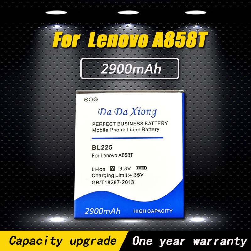Fresh Supply Model BL225 Battery for Lenovo A858T A785E S8 A708T A628T & <font><b>BL</b></font> <font><b>225</b></font> Battery for Lenovo A620T A780E A688T S898t+ S580 image