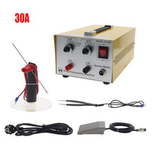 Jewelry Spot Welder DX-30A Spot Welder Gold and Silver Necklace Welding Machine DX 30A(China)