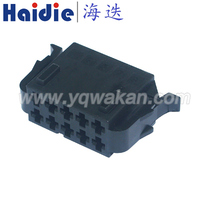 Gratis Verzending 2 Sets Vw 10pin Auto Plastic Behuizing Plug 191 972 725 Kabel Kabelboom Connector 191972725