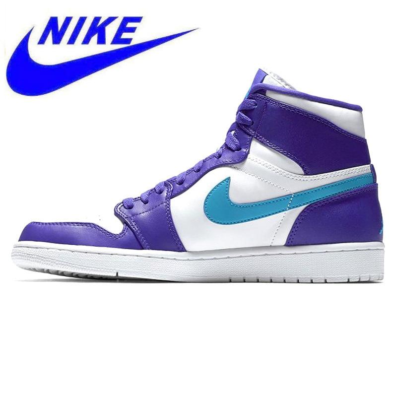 1a902a9e0105 Mouse over to zoom in. Original Nike Air Jordan 1 High Retro AJ1 Hornet  Feng Shui Women s Basketball Shoes ...