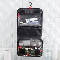 Casual Women's Cosmetic Bag Multifunctional Travel Make Bag Beauty Specialist Portable Wash Bag Makeup Waterproof Storage Bag