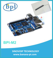 In stock!  BPI-M2 Banana Pi M2 A31S Quad Core 1GB RAM on-board WiFi Open-source development board singel-board computer