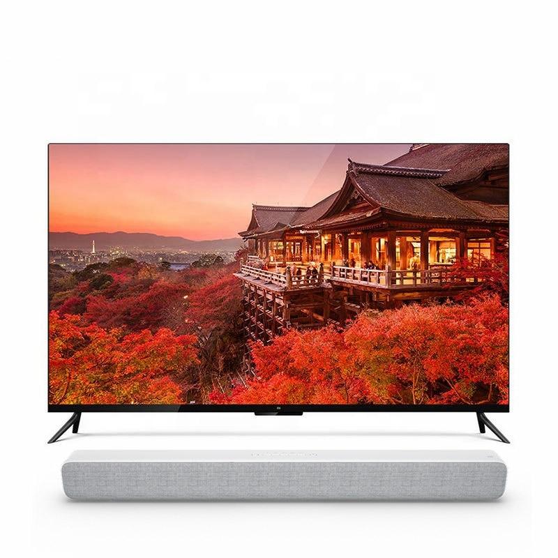 55 pouces ultra-mince 55 pouces 4K affichage Android smart wifi télévision LED TV