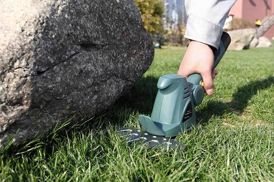 Oost Tuin Power Tool 10.8 v Li Ion Draadloze Gras shear purning gereedschap zonder handvat mini grasmaaier Verticuteermachine fabriek ET1007B - 5