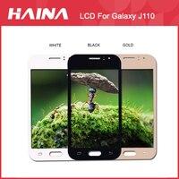 J110F LCD For Samsung Galaxy J1 2015 Display J1 Ace J110 J110F LCD J110M with Touch Screen Digitizer Assembly adjust brightness
