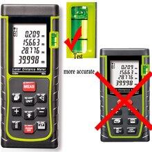 Promo offer handheld laser range finder 40m infrared laser measuring instrument electronic device Free Shipping
