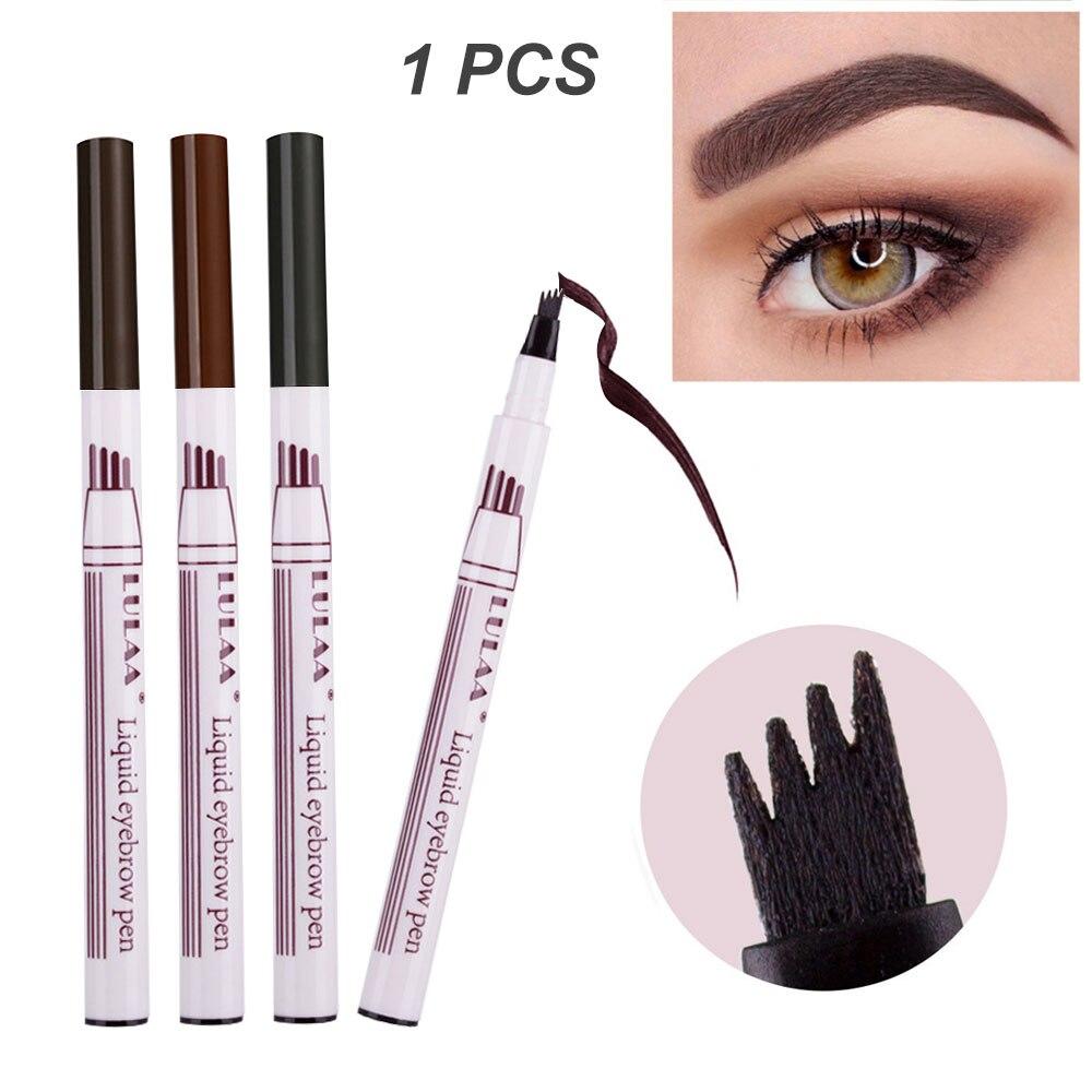 LULAA 1pc Eyebrow Pencil Eyebrow Pen Women Girl Waterproof ...