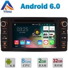 Android 6.0 Окта основные 64-бит A53 2 ГБ RAM 32 ГБ ROM Автомобиля Dvd-плеер Радио Стерео GPS Для Mitsubishi Outlander Lancer Asx 2012-2015