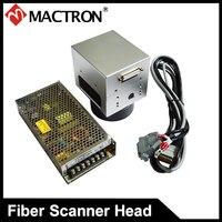 Высокая скорость лазерного сканирования Galvo головы мм 10 мм вход диафрагма с DC питание для Волоконно лазерная маркировочная машина