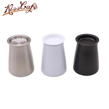 304 Stainless Steel Coffee Powder Seive Manual Spice Filter Mesh Colander Kitchen Tools
