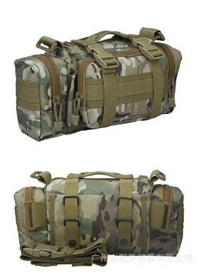 molle military tactical waist bag backpack 3P tactical military fans pockets magic camera shoulder bag waist bag
