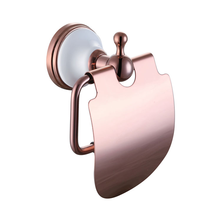 Bathroom wall mounted Solid brass Rose gold Paper holder toilet paper roll  holder with cover Online Get Cheap Toilet Cover Gold  Aliexpress com   Alibaba Group. 24k Gold Toilet Paper. Home Design Ideas
