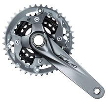 SHIMANO FC M4050 T4060 Alivio 9 S 27 S Шатуны Велосипед Компоненты MTB Горный Велосипед Цепи Колеса