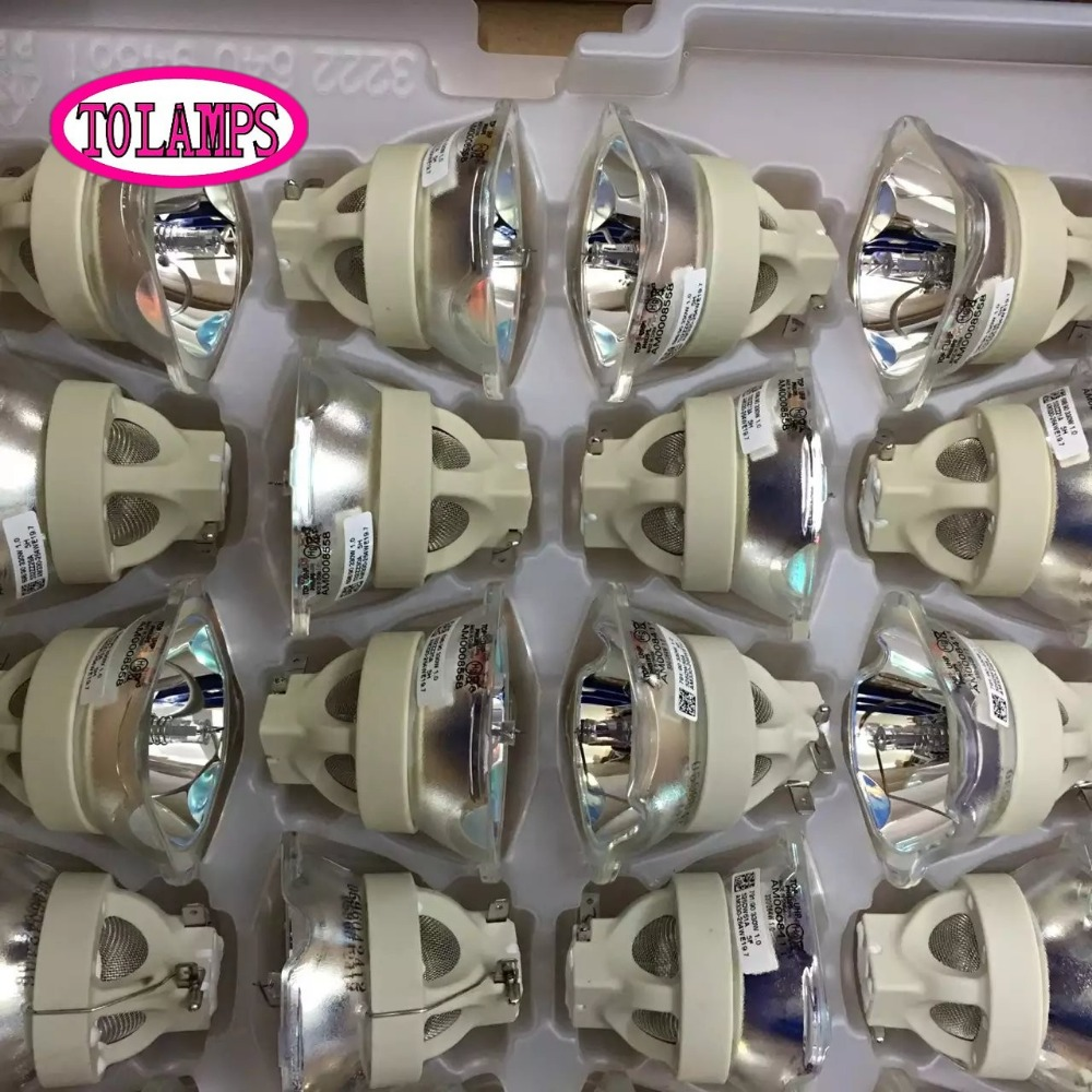 Original bare projector lamp bulb 003-120730-01 for CHRISTIE LW41/LX41 compatible bare projector lamp bulb r9832775 nsha350 for barco phwu 81b phwx 81b phxg 91b