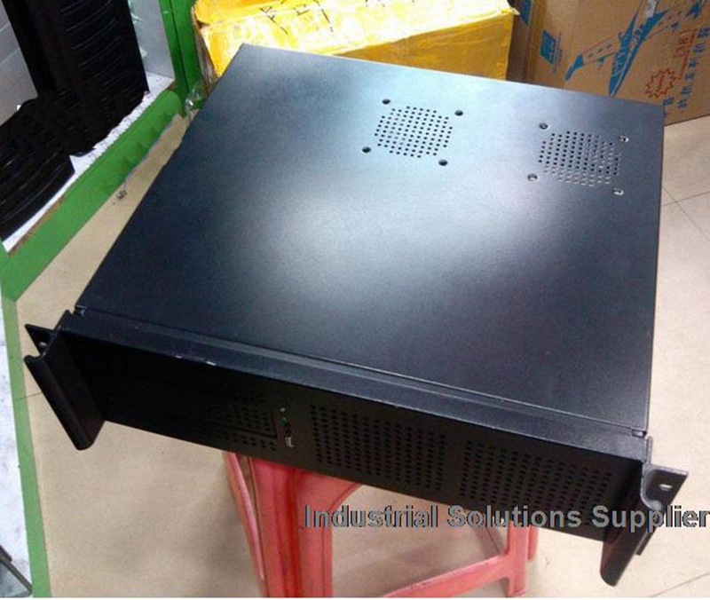 New 3U Industrial Computer Case Ultra-Short 3U7 Hard Drive Large-Panel Big Power Supply 3U Server Computer Case зарядное устройство и аккумулятор gp powerbank pb27gs270 2700mah aa 4шт