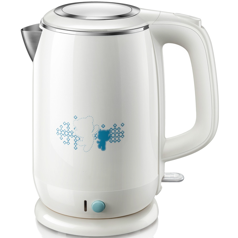home electric kettle stainless steel automatic power failure heat preservation Anti-dry Protection