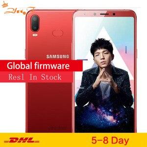 Смартфон Samsung Galaxy A6s G6200, 6,0 дюйма, 6 + 128 ГБ, Snapdragon 660, 3300 мАч